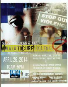 SNUG Walk to Cure Violence