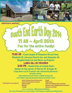 South End Earth Day
