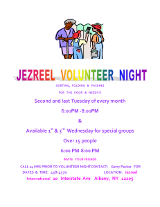 Jezreel International