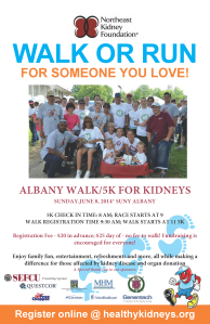 Annual Kidney Walk