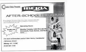 IBERIA After School Program
