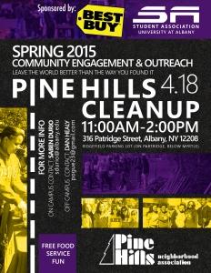Pine Hills Sping 2015 Flier