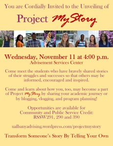 Project My Story