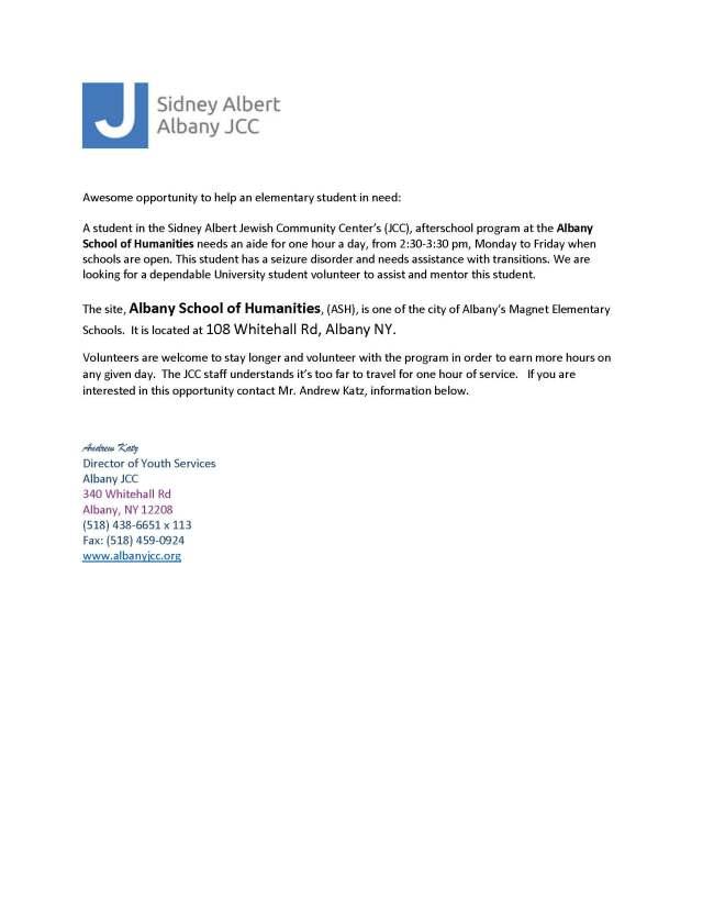 jcc flyer for special asst