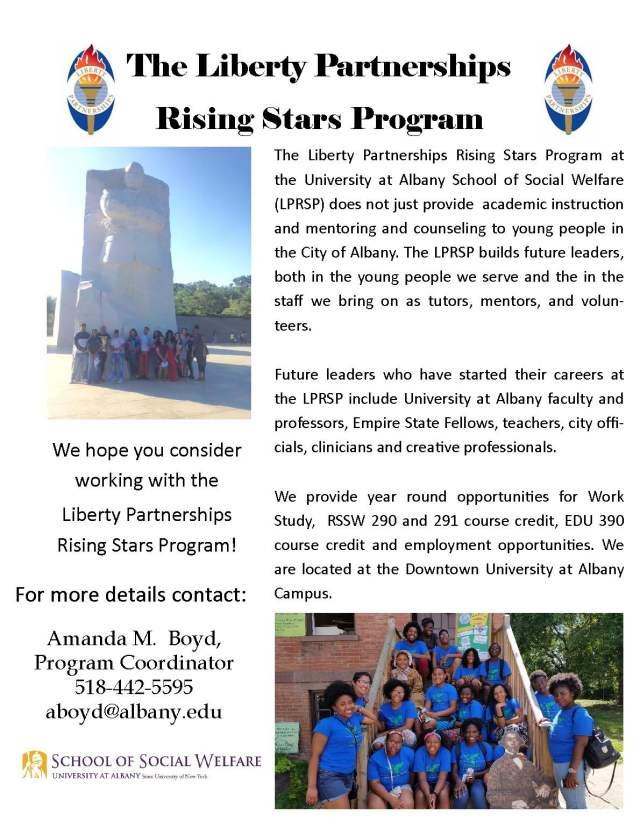 LLPRecruitment Flyer